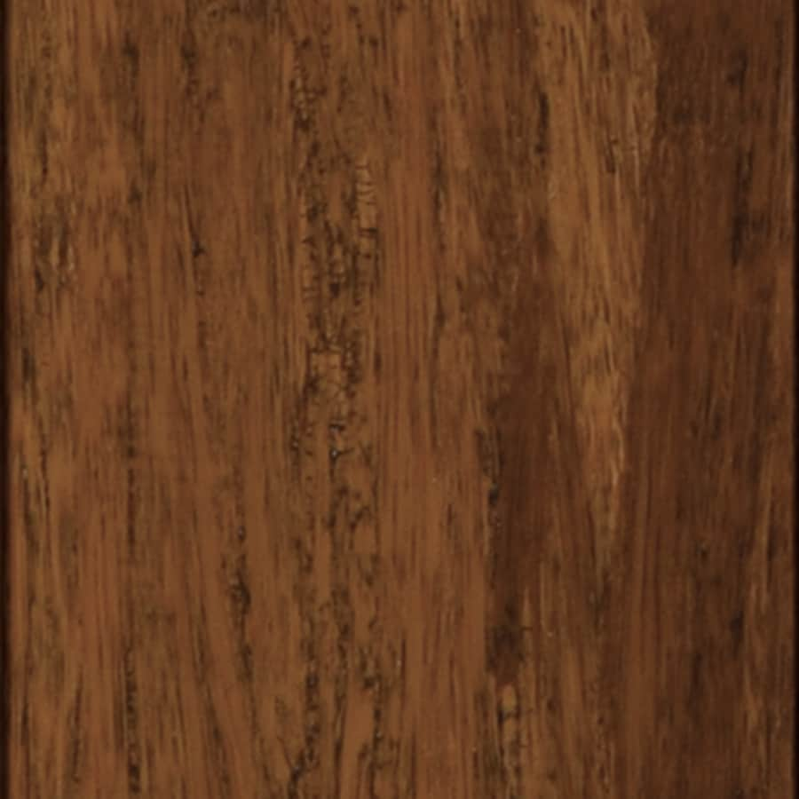 Natural Floors by USFloors Bamboo Hardwood Flooring Sample (Brushed Spice)