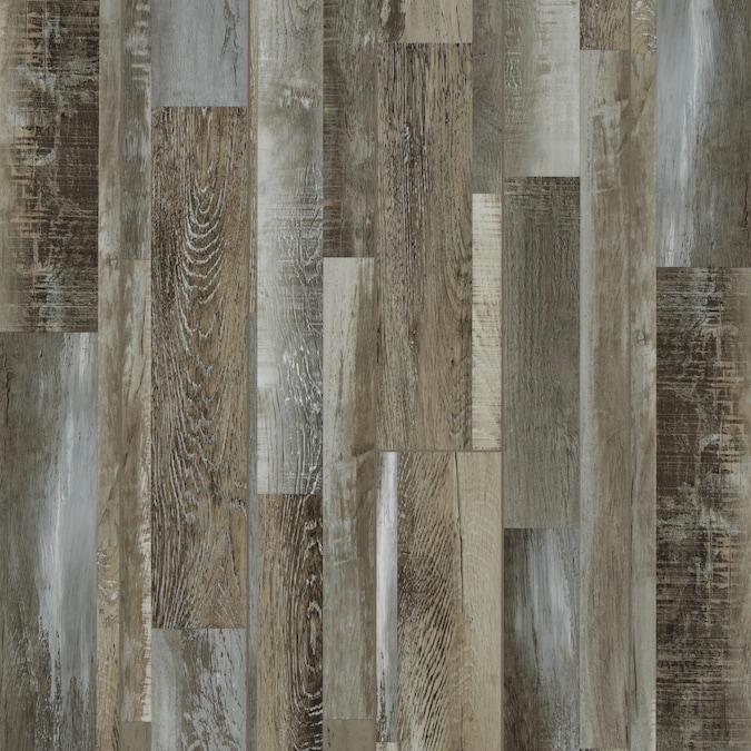 Smartcore 11 Piece 5 In X 48 03 In Monroe Oak Luxury Vinyl Plank Flooring In The Vinyl Plank Department At Lowes Com