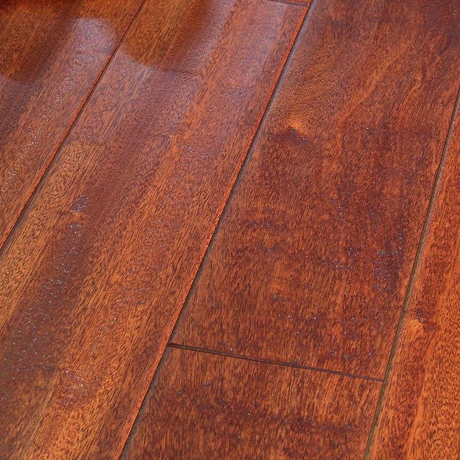 Natural Floors By Usfloors Engineered Sapele Hardwood Flooring