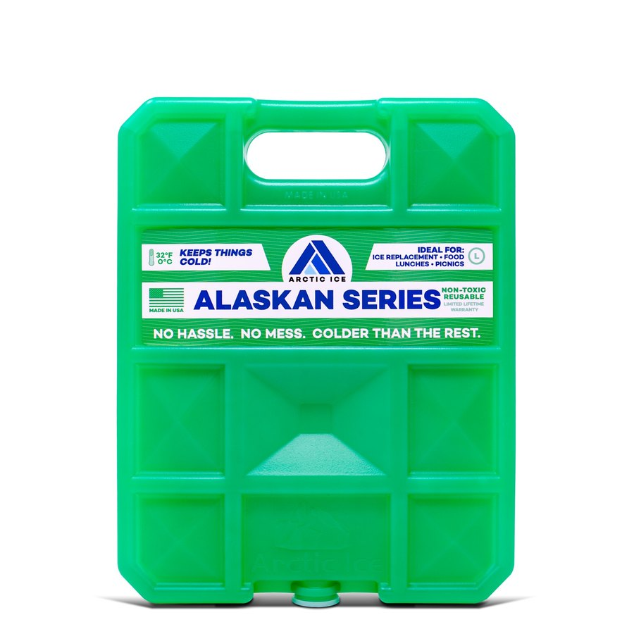 Arctic Ice Green Ice Pack