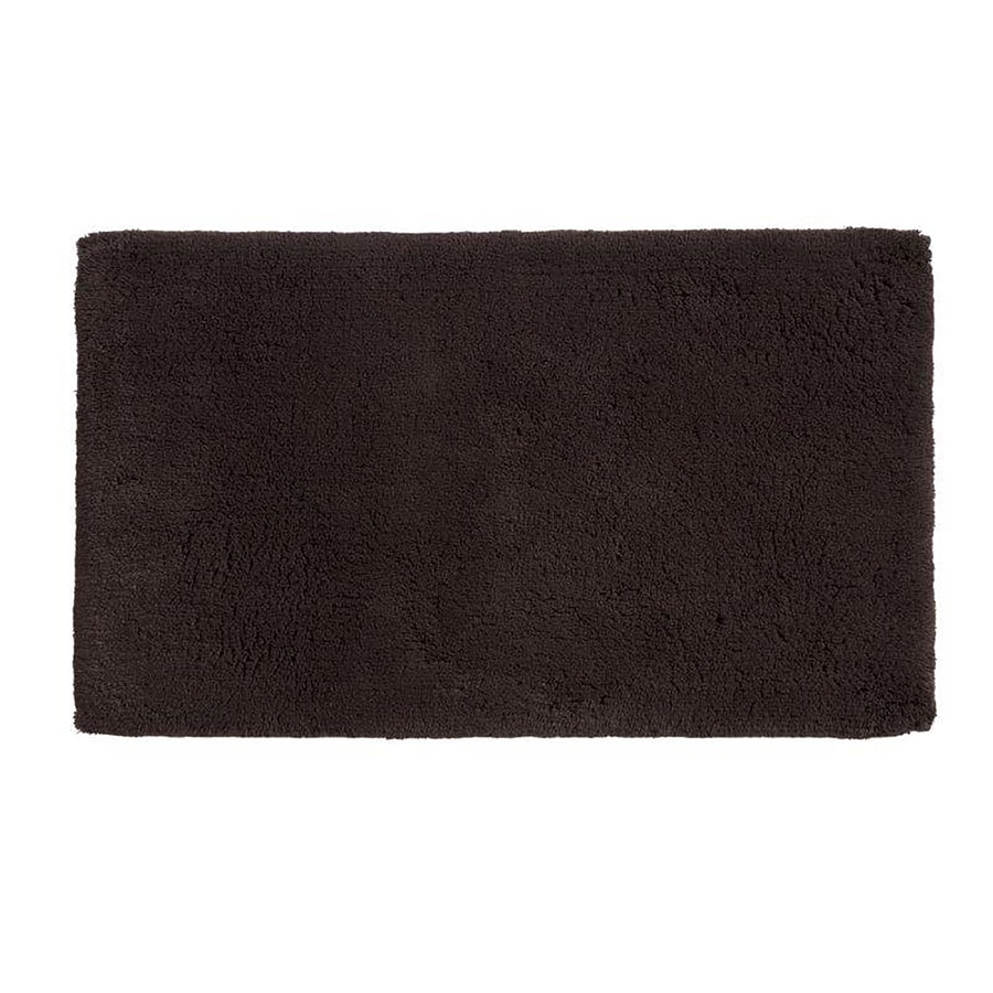 Grund Organic Cotton Namo 40-in x 24-in Brown Cotton Bath Rug