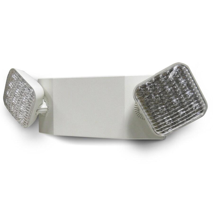 Utilitech LED Hardwired Emergency Light