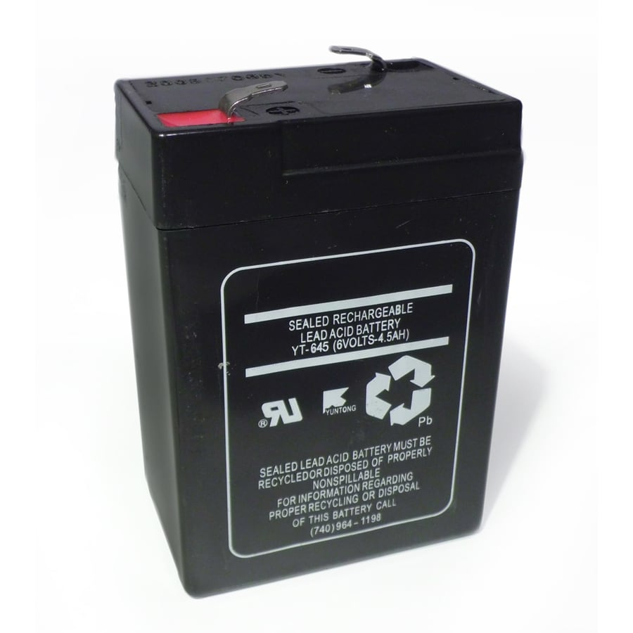 Utilitech Incandescent Plug-In Replacement Battery for Exit Lights