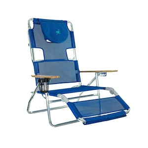 Magnificent Deltess Ostrich 3N1 Beach Lounge Chair At Lowes Com Dailytribune Chair Design For Home Dailytribuneorg