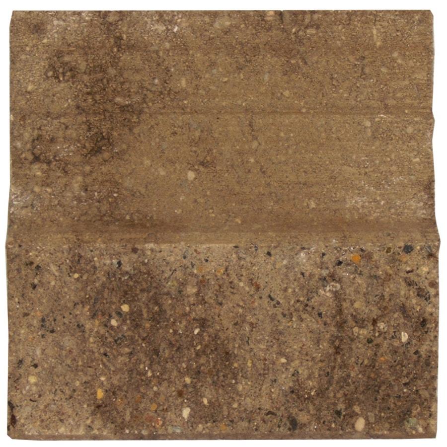 Novabrik 4-in x 8-in Harvest Blend Individual Piece Brick Veneer