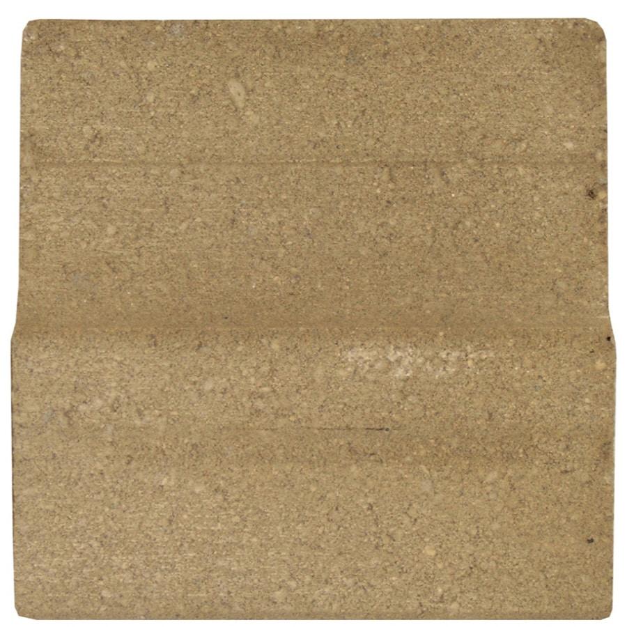 Novabrik 4-in x 8-in Desert Sand Individual Piece Brick Veneer