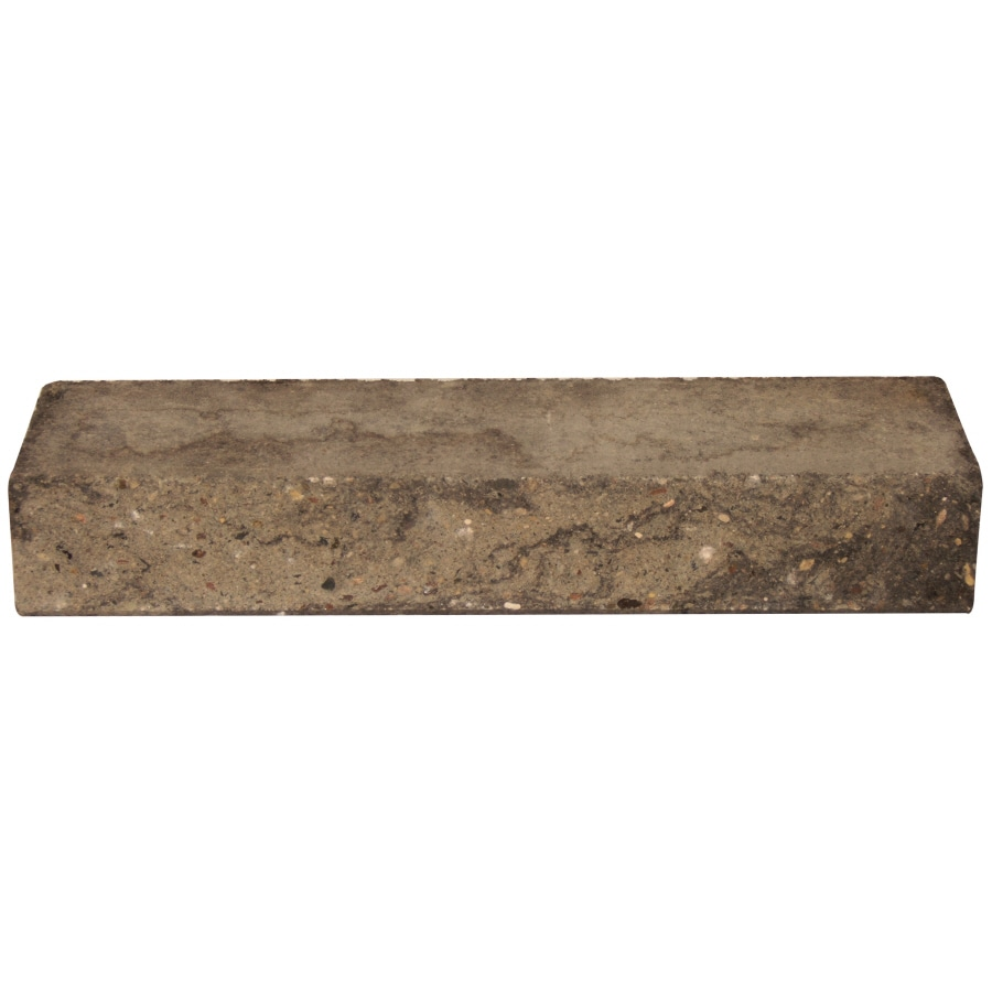 Novabrik 2.5-in x 15.75-in Smokey Mountain Blend Window Sill Brick Veneer Trim