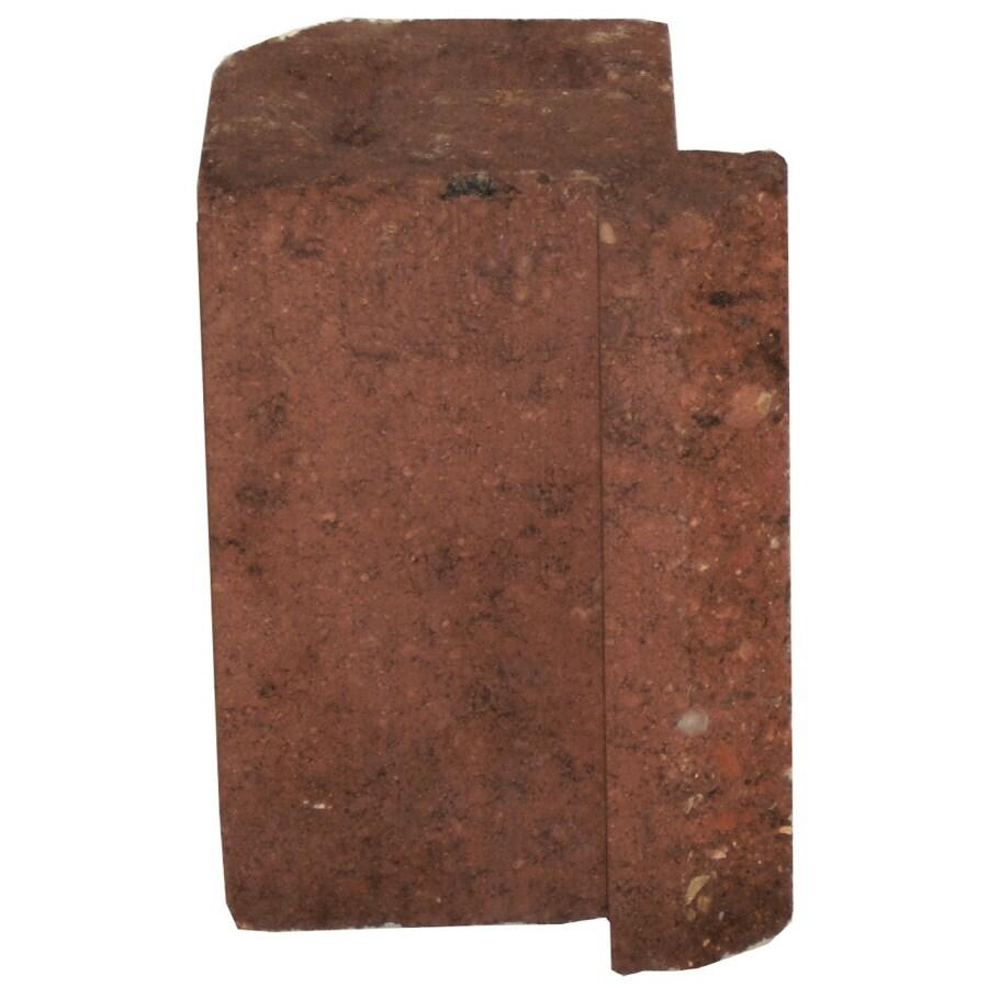 Novabrik 4.25-in x 6-in Arlington Blend Inside Corner Block Brick Veneer Trim