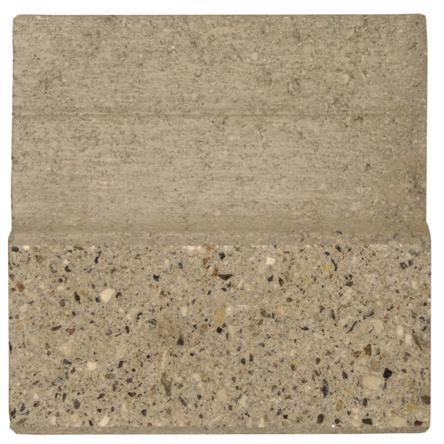 Novabrik 4-in x 8-in Aspen Gray Individual Piece Brick Veneer