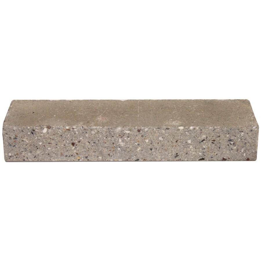 Novabrik 2.5-in x 15.75-in Aspen Gray Window Sill Brick Veneer Trim