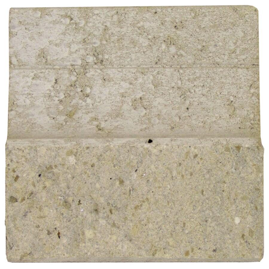 Novabrik 4-in x 8-in Marble White Individual Piece Brick Veneer