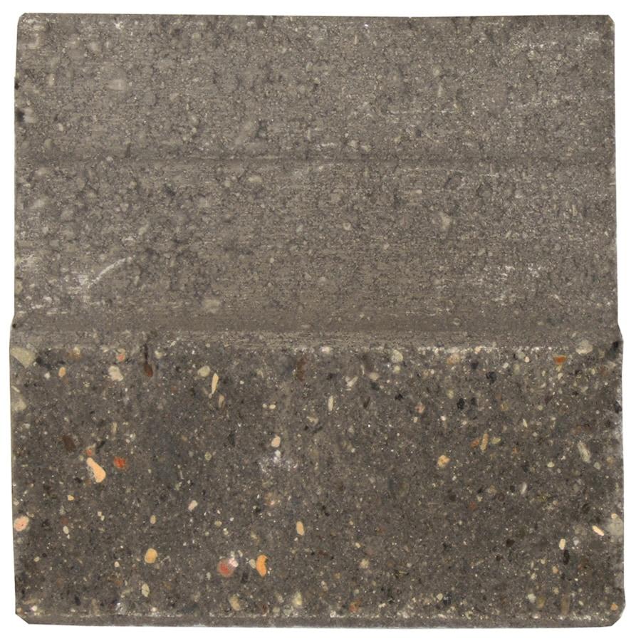 Novabrik 4-in x 8-in Charcoal Individual Piece Brick Veneer