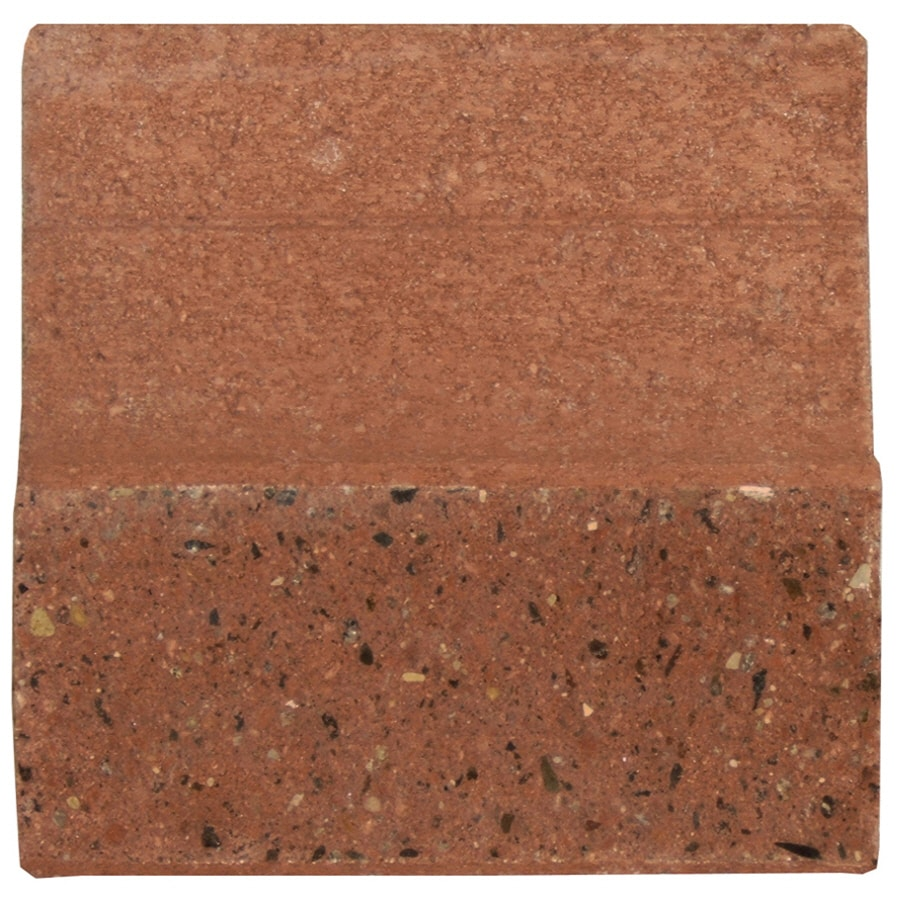 Novabrik 100 Square Foot Pallet Colonial Red Concrete Brick