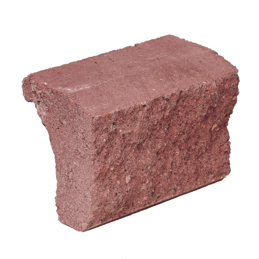 Novabrik 3.87-in x 7.87-in Arlington Blend Wainscot Caps Brick Veneer Trim