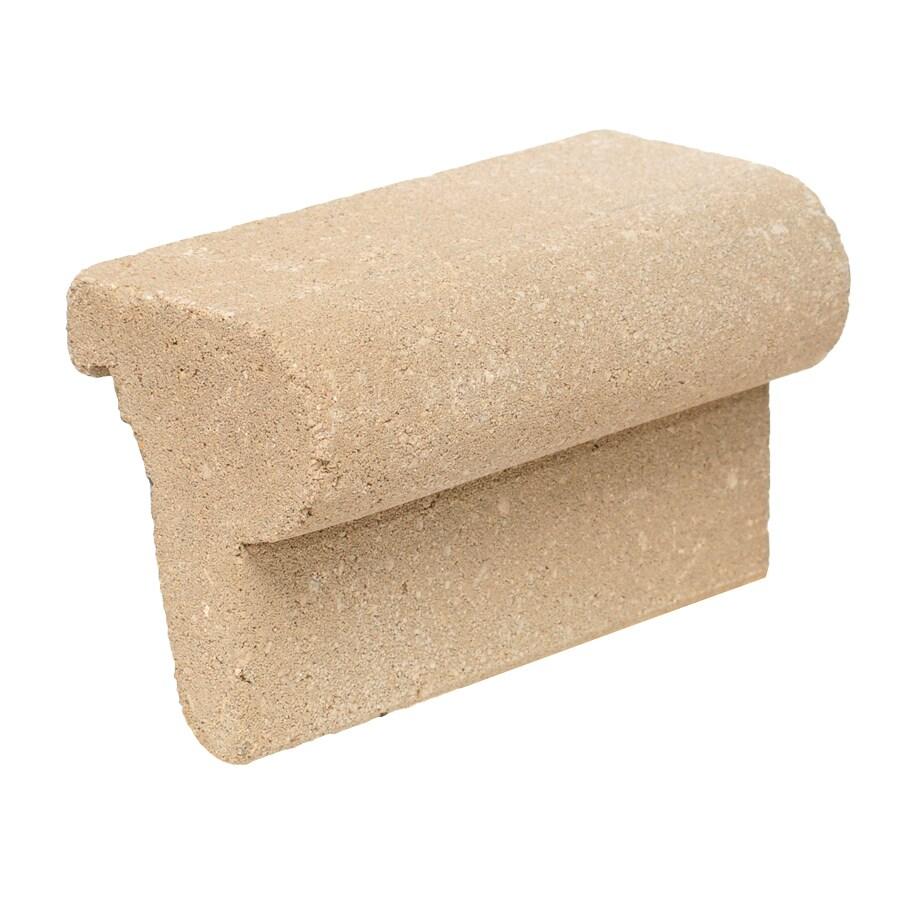 Novabrik Desert Sand Brick Veneer Bullnose