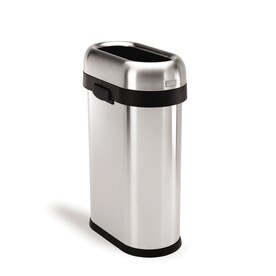 Stainless steel Trash Cans at Lowes.com