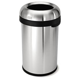Image Result For Bullet Trash Can Chrome
