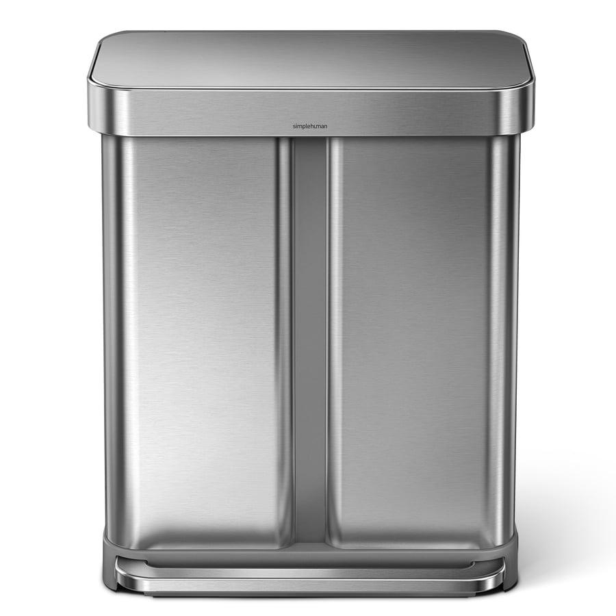 Shop Indoor Trash Cans at Lowes.com
