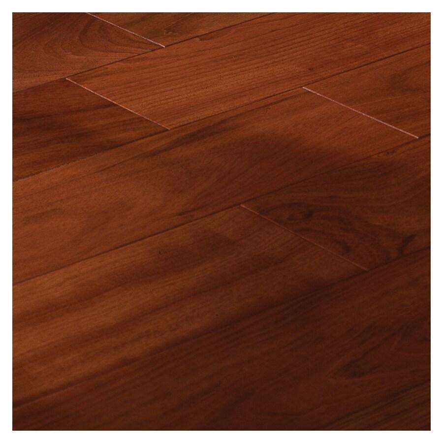 BR-111 Solid Brazilian Cherry Hardwood Flooring Plank At