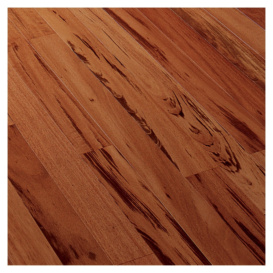 Tigerwood Hardwood Flooring Laeti