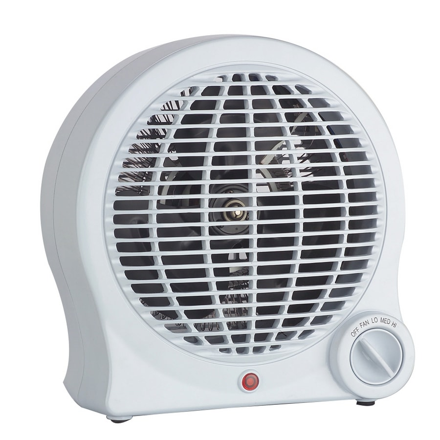 Shop Feature Comforts Fan Forced Heater At Lowescom