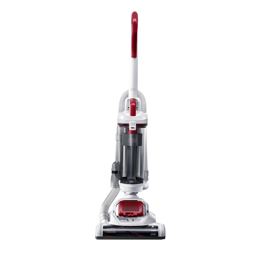 BLACK+DECKER Airswivel Pet Bagless Upright Vacuum