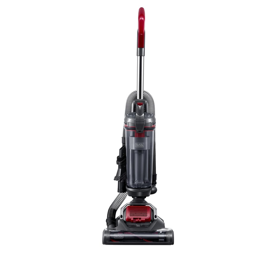BLACK+DECKER Airswivel Versatile Bagless Upright Vacuum