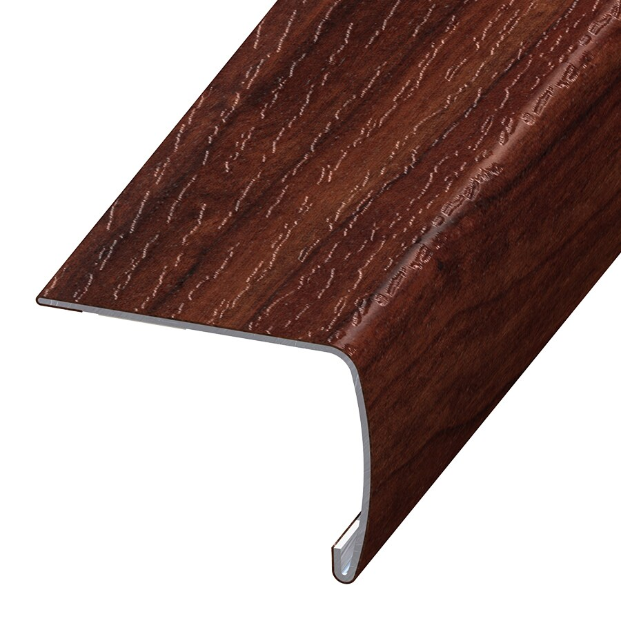 Charmant IVC 2 In X 94 In Brazilian Cherry 2402 Stair Nose Floor Moulding