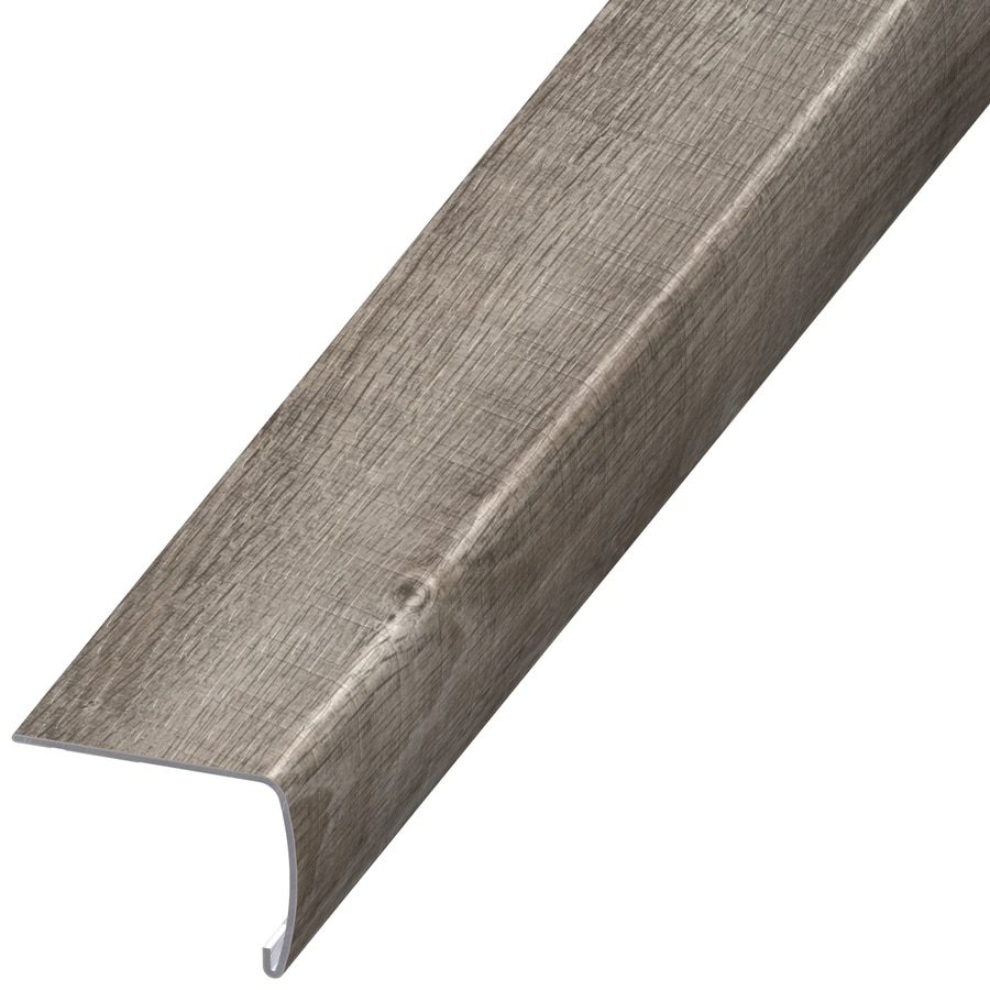 Mohawk 2-in x 94-in Old World Stair Nose Floor Moulding
