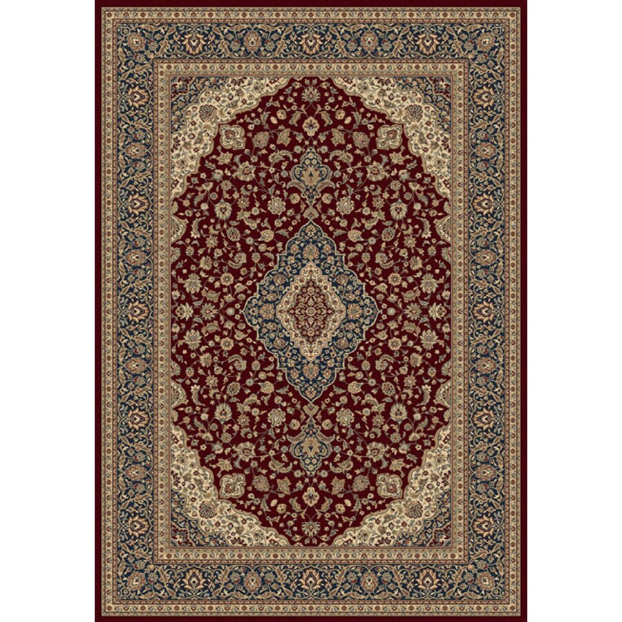 Balta 9-ft 10-in x 13-ft 2-in Red Odyssey Area Rug