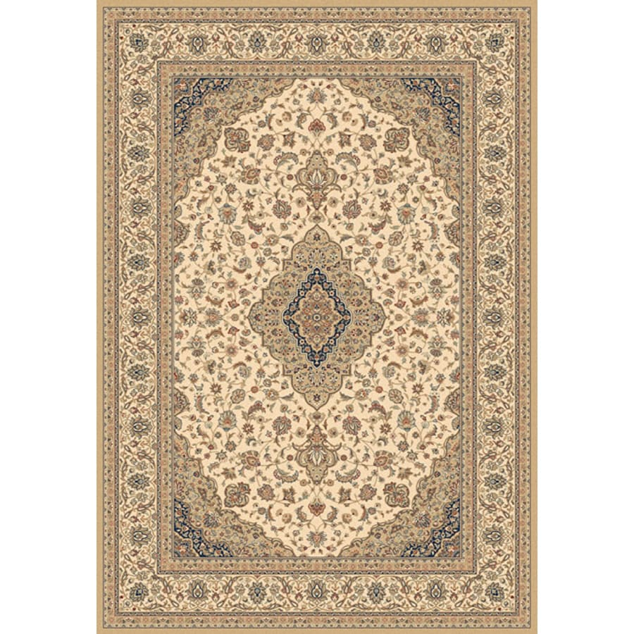Balta 7-ft 10-in x 10-ft 10-in Beige Odyssey Area Rug