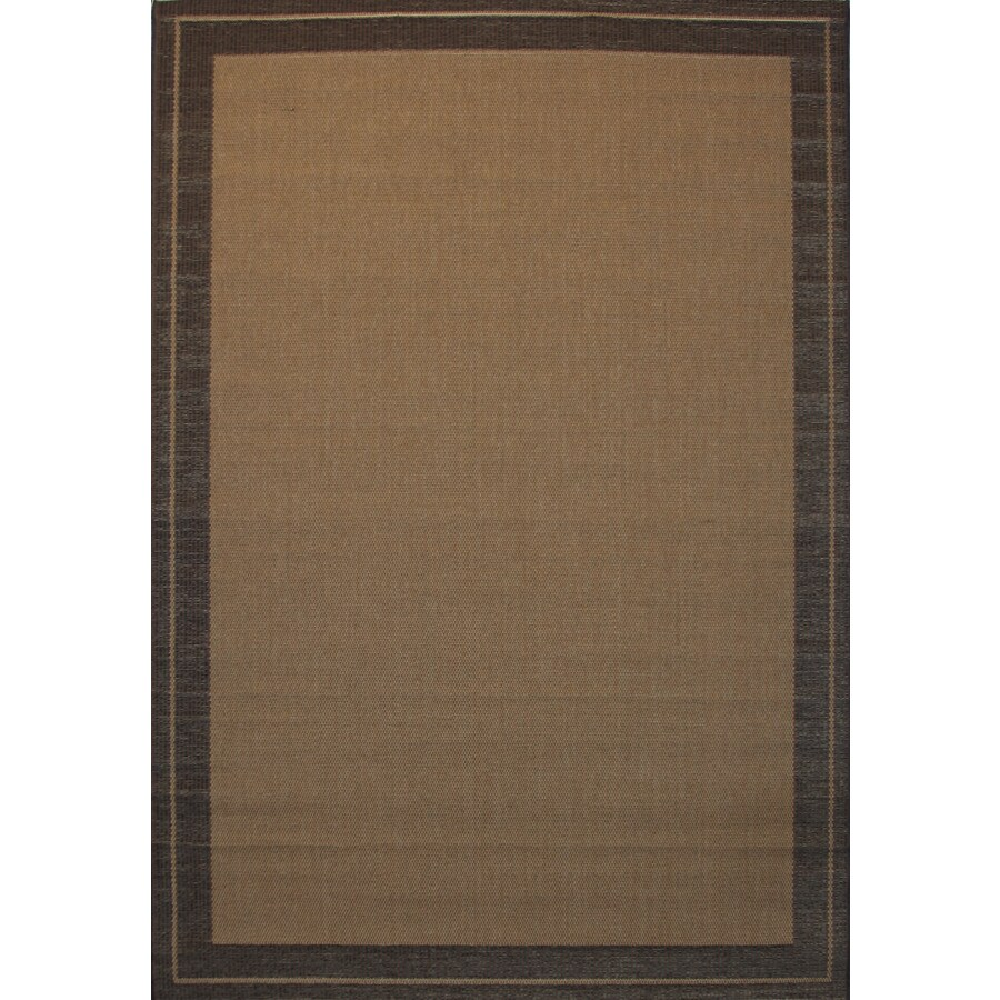 Shop balta subway rectangular indoor and outdoor woven for Woven vinyl outdoor rugs