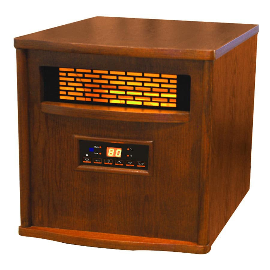Estate Design Infrared Cabinet Electric Space Heater