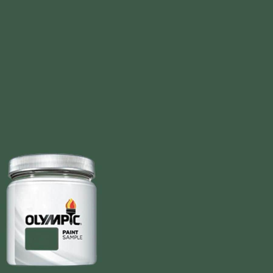 Shop Olympic Royal Hunter Green Interior Exterior Paint
