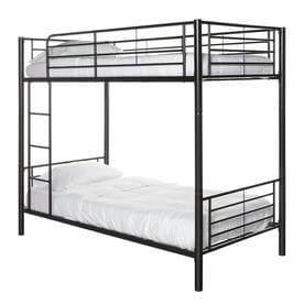 Twin Over Twin Bunk Beds At Lowes Com