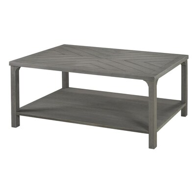 Farmhouse Coffee Tables At Lowes Com