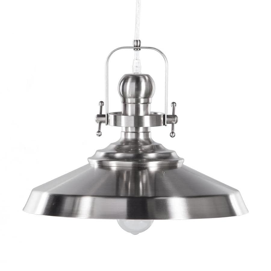 Boston Loft Furnishings Dunbar Industrial Style Kitchen: Boston Loft Furnishings 15.5-in Brushed Nickel Finish