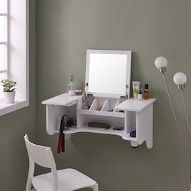 White Makeup Vanities at Lowes.com