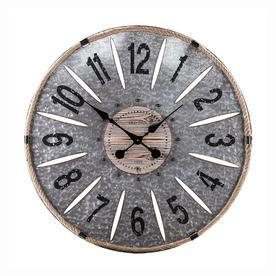 80a8d23bb848 Boston Loft Furnishings Reginhard Analog Round Indoor Wall Clock