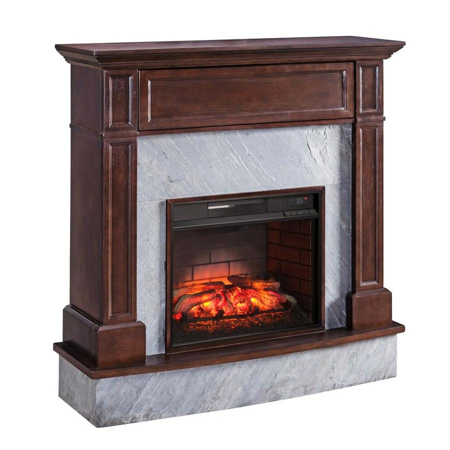 Boston Loft Furnishings Helskin Media Fireplace At Lowes Com