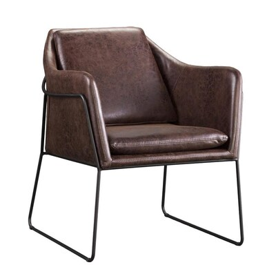 Phenomenal Boston Loft Furnishings Bripa Eclectic Antique Brown With Machost Co Dining Chair Design Ideas Machostcouk