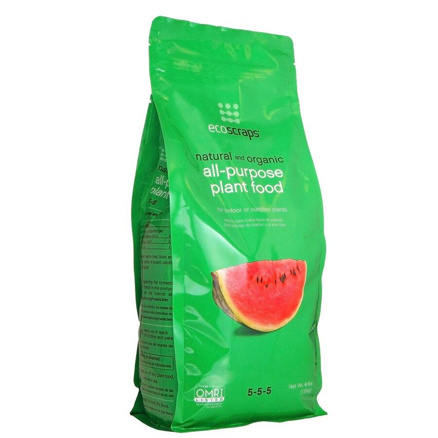 EcoScraps 4-lb All Purpose Food