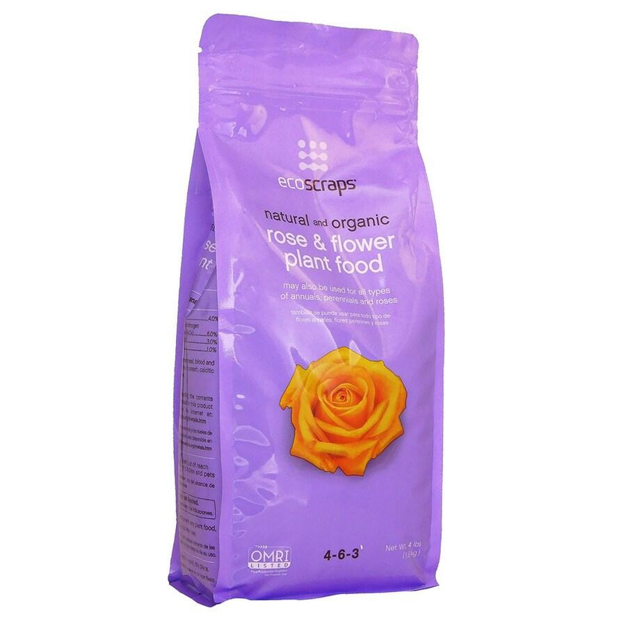 EcoScraps 4-lb Flower Food
