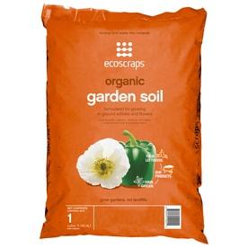 Ecoss 1 Cu Ft Flower And Vegetable Soil