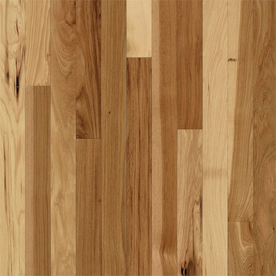 Bruce Frisco 3 25 In Country Natural Hickory Solid Hardwood