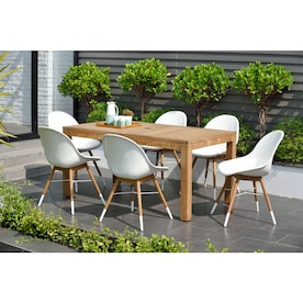 Fabulous Patio Dining Sets At Lowes Com Interior Design Ideas Apansoteloinfo