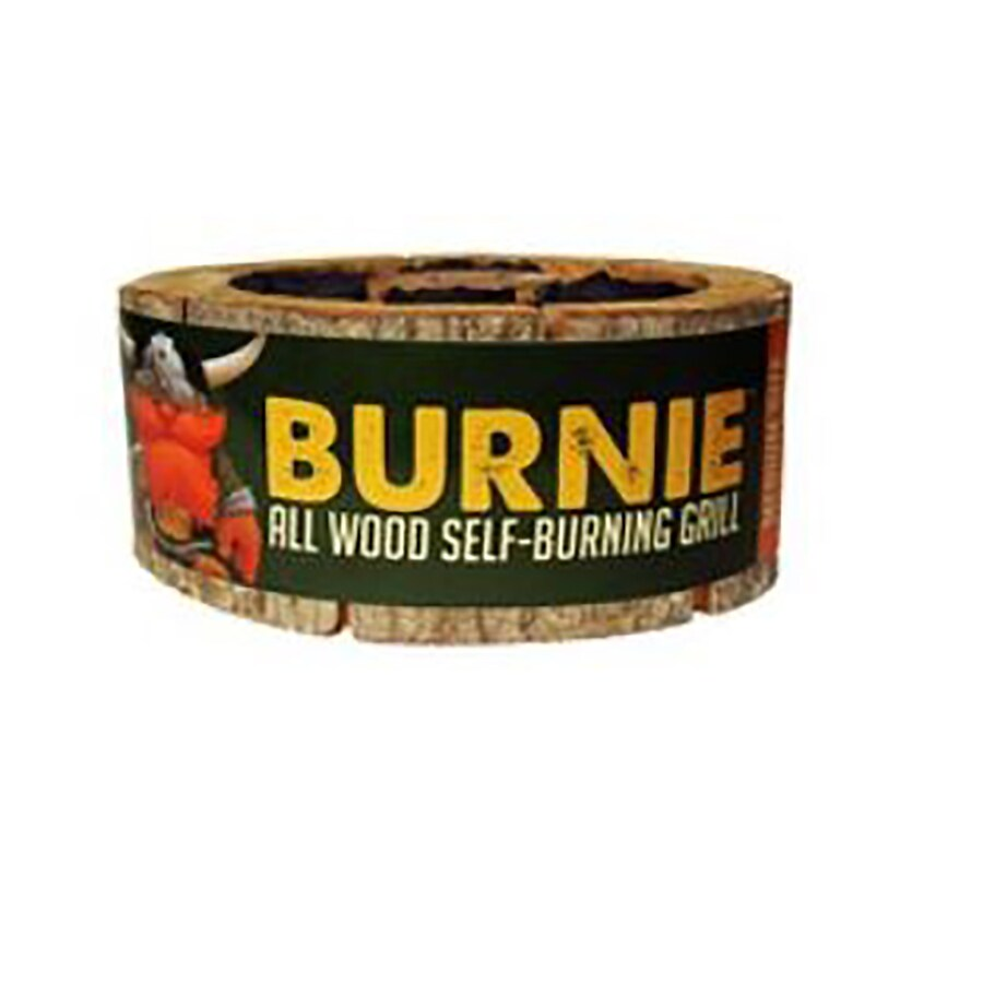 Burnie Grill Burnie 1-cu in Lump Charcoal