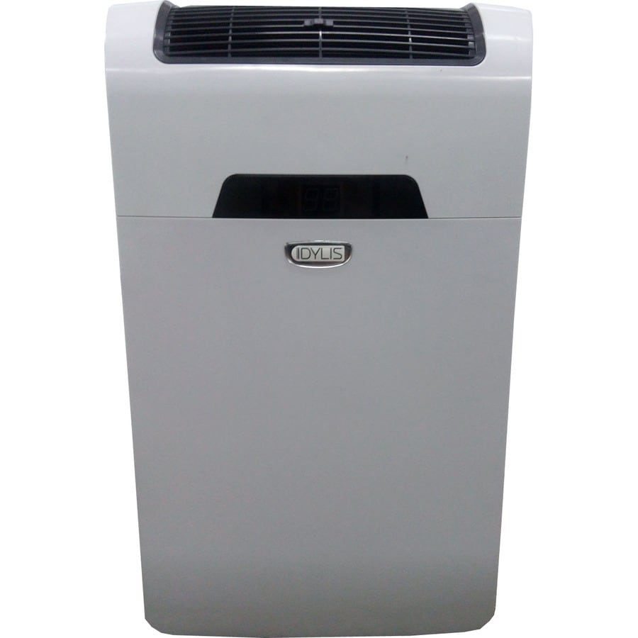 Idylis 10,000 BTU 300 Sq Ft 115 Volt Portable Air Conditioner