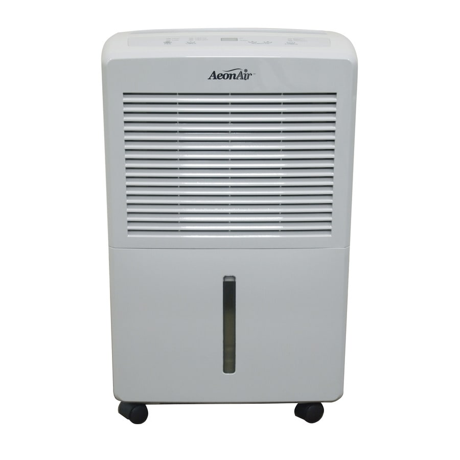 shop aeonair 45 pint 2 speed dehumidifier energy star at