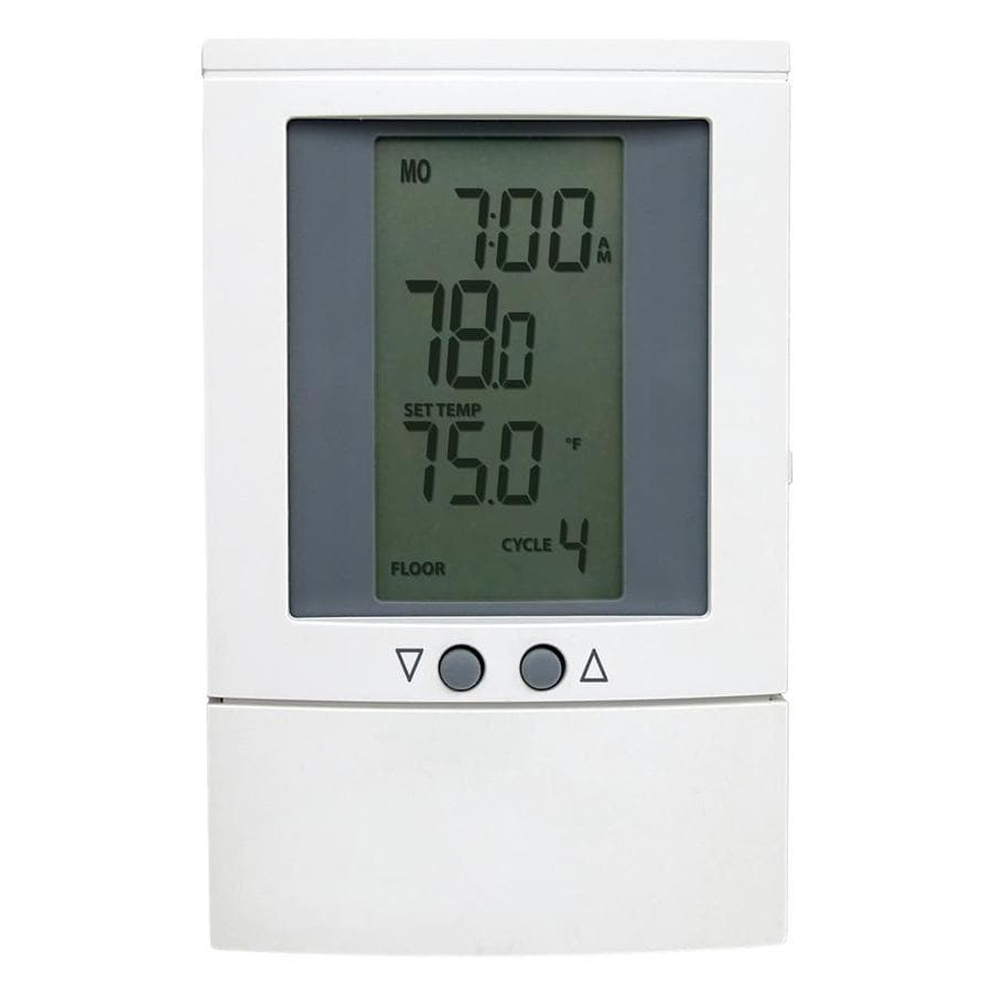 Watts SunTouch Programmable Floor Warming Thermostat
